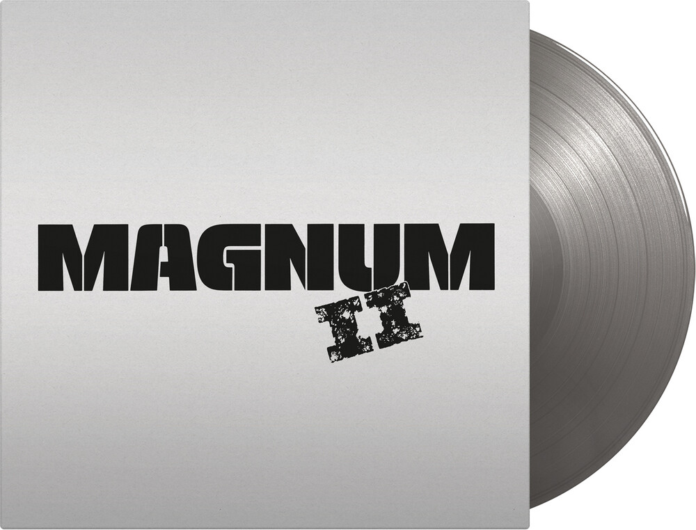 Magnum - Magnum Ii [Colored Vinyl] [Limited Edition] [180 Gram] (Slv) (Hol)