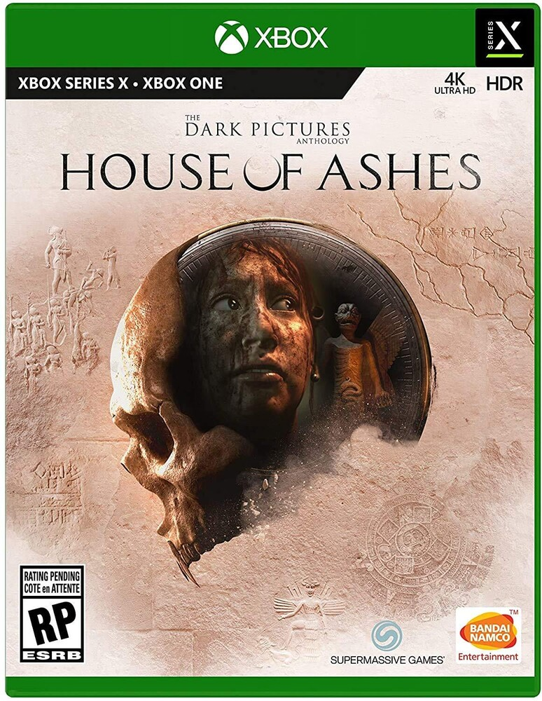Xb1/Xbx Dark Pictures - House of Ashes - Xb1 Dark Pictures - House Of Ashes