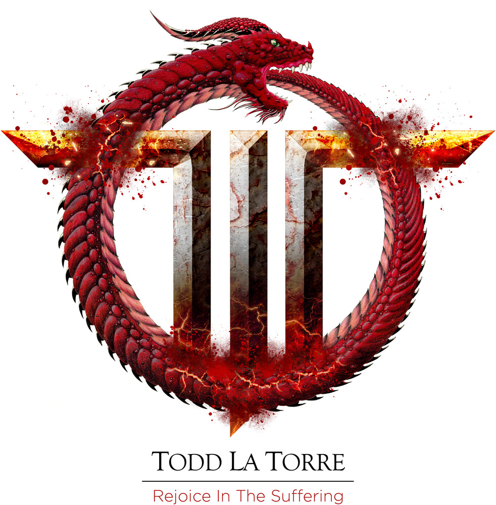 Todd Torre La - Rejoice In The Suffering