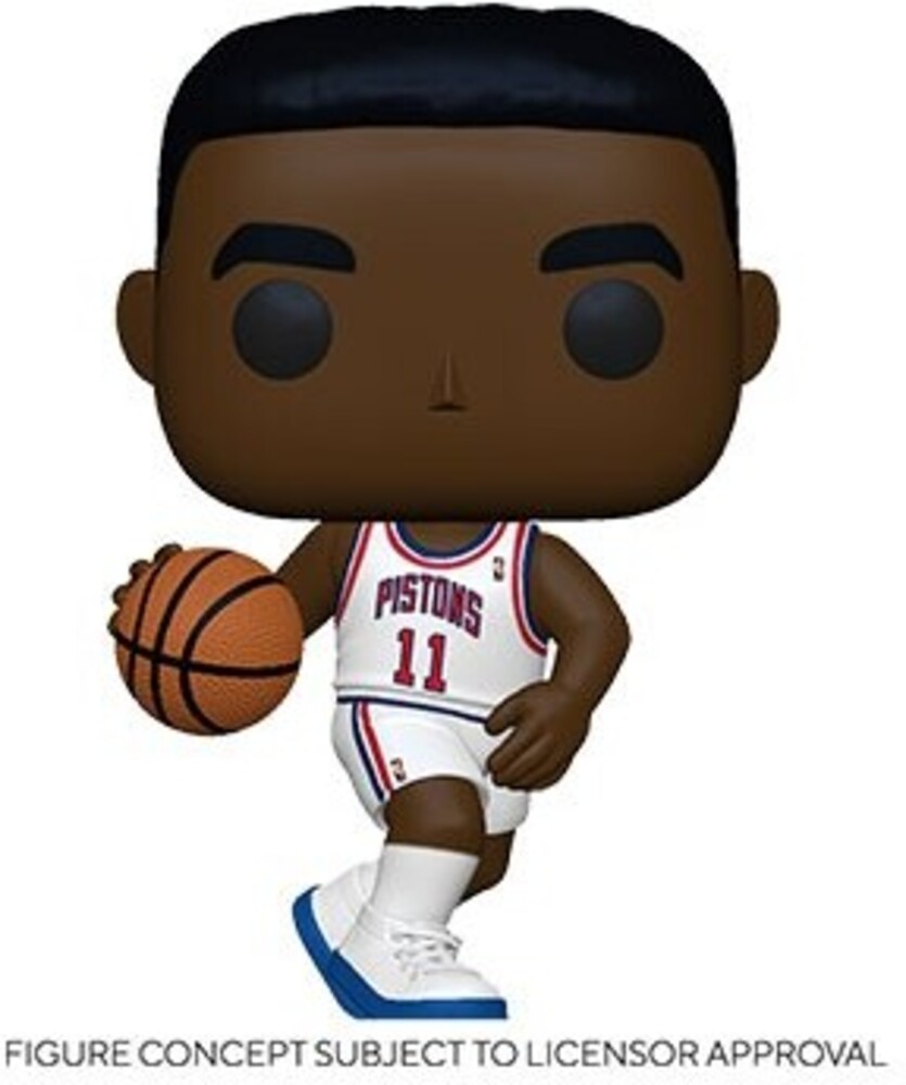 Funko Pop! NBA: - Legends- Isiah Thomas(Pistons Home)