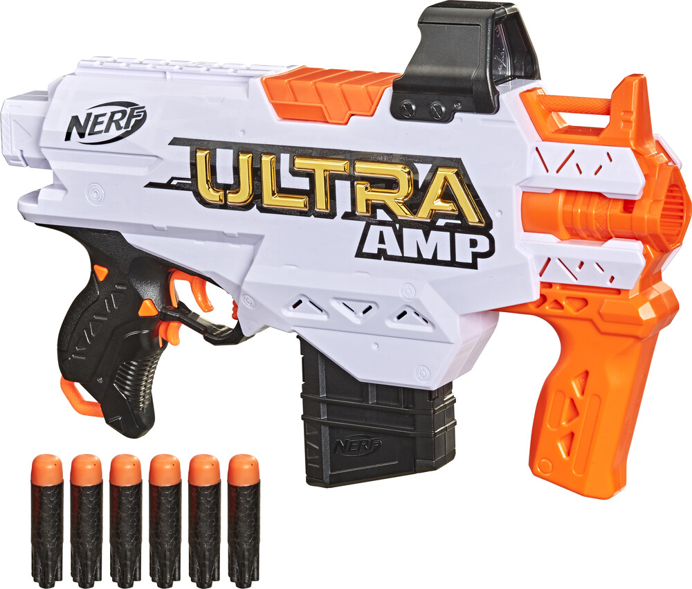 Ner Ultra Bravo - Hasbro Collectibles - Nerf Ultra Amp Motorized Blaster
