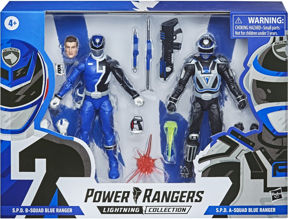 Prg Blt 6in Battle Pack Ast - Hasbro Collectibles - Power Rangers Blt 6 Inch Battle Pack Assortment
