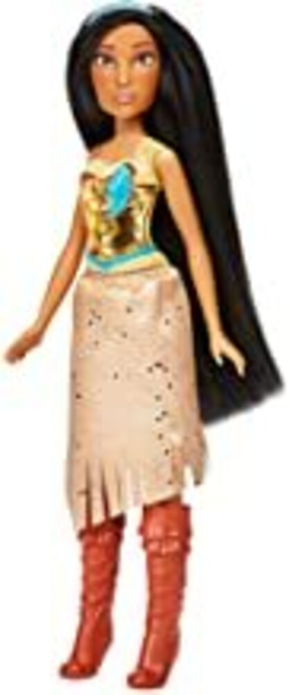 - Dpr Fd Royal Shimmer Pocahontas (Afig) (Clcb)