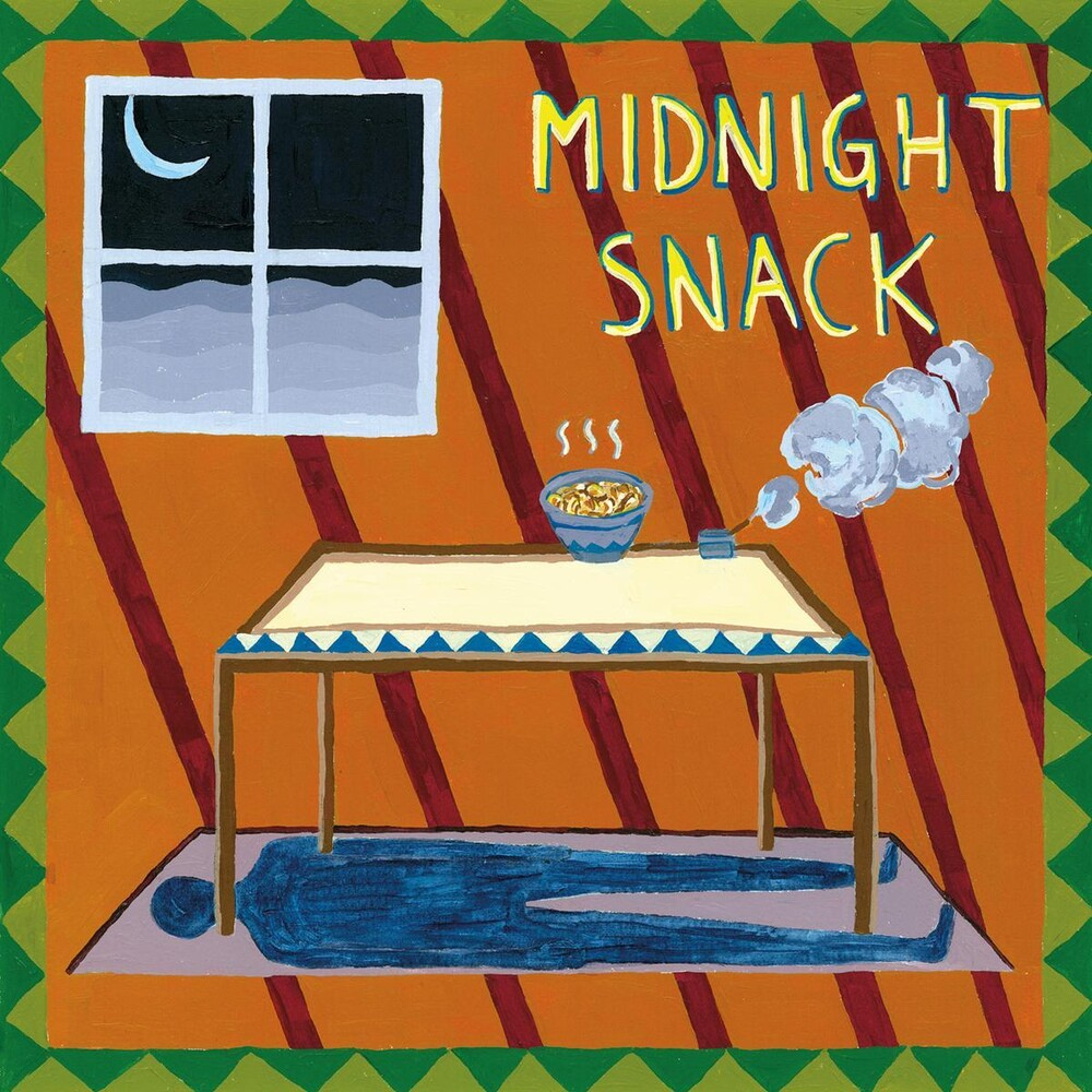 Homeshake - Midnight Snack (Blue) [Colored Vinyl] (Can)