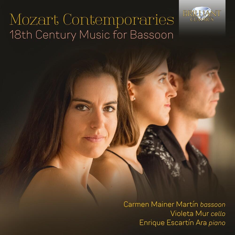 Devienne / Martin / Mur - Mozart Contemporaries