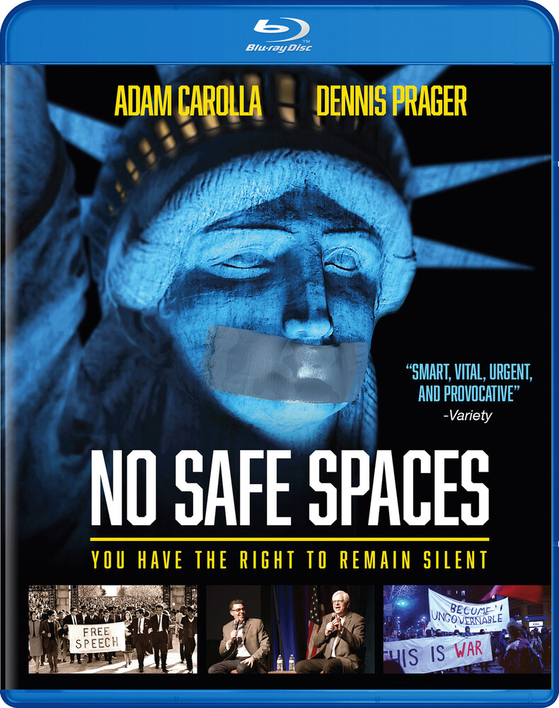 No Safe Spaces - No Safe Spaces
