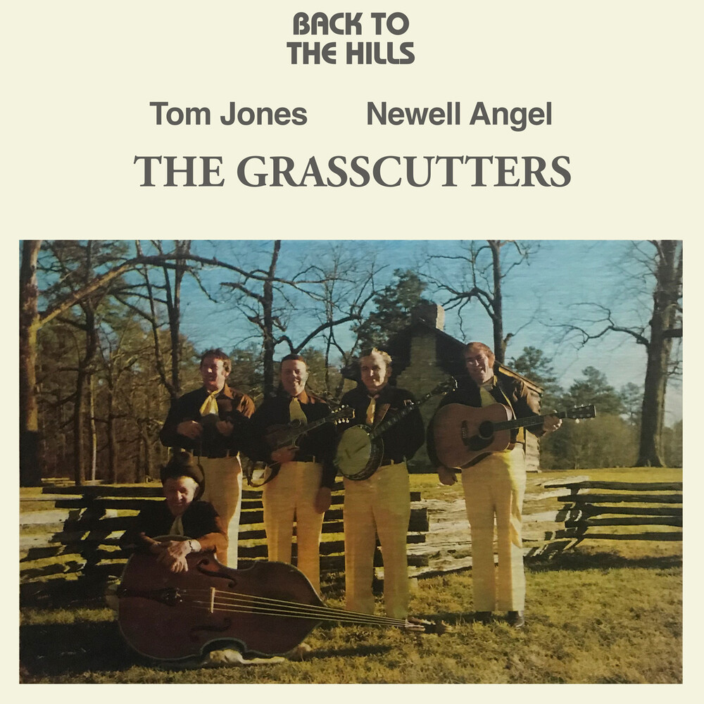 Grasscutters - Back To The Hills