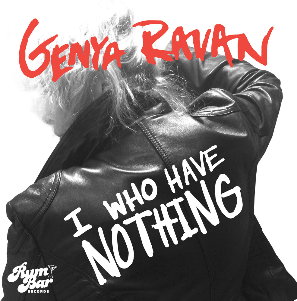 Genya Ravan  / Shang Hi Los - I Who Have Nothing / Sway Little Player [Clear Vinyl]