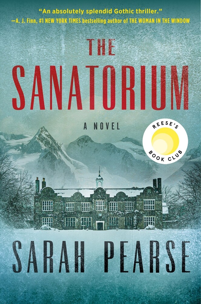 - The Sanatorium: A Novel