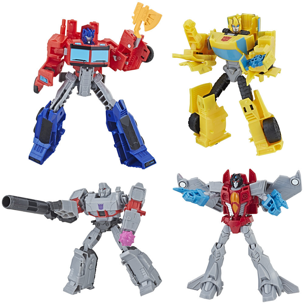 Tra Bb Evergreen Warrior Multipack - Hasbro Collectibles - Transformers Bumblebee Evergreen WarriorMultipack