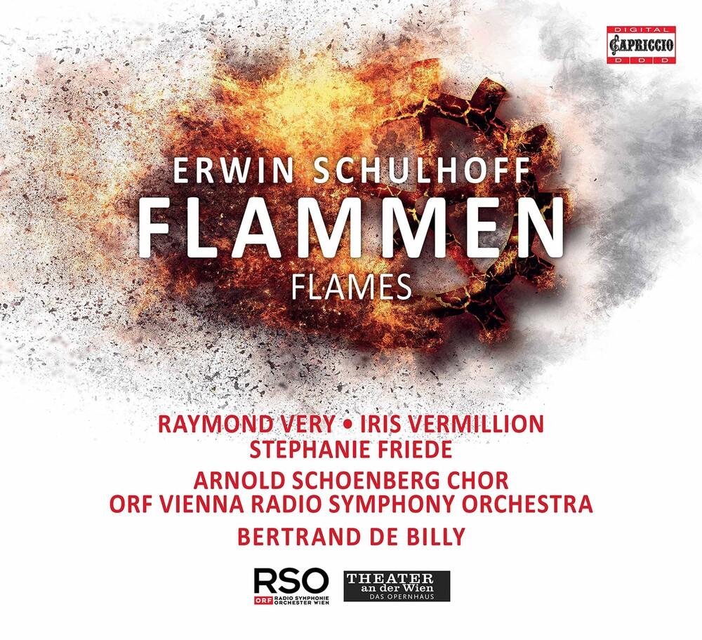 Schulhoff - Flammen