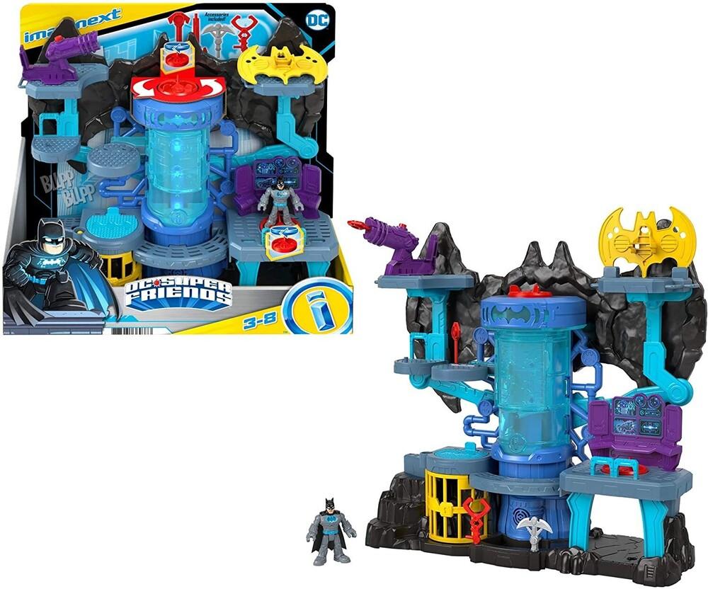 Imaginext Dc Super Friends - Fisher Price - Imaginext DC Super Friends Bat-Tech Batcave
