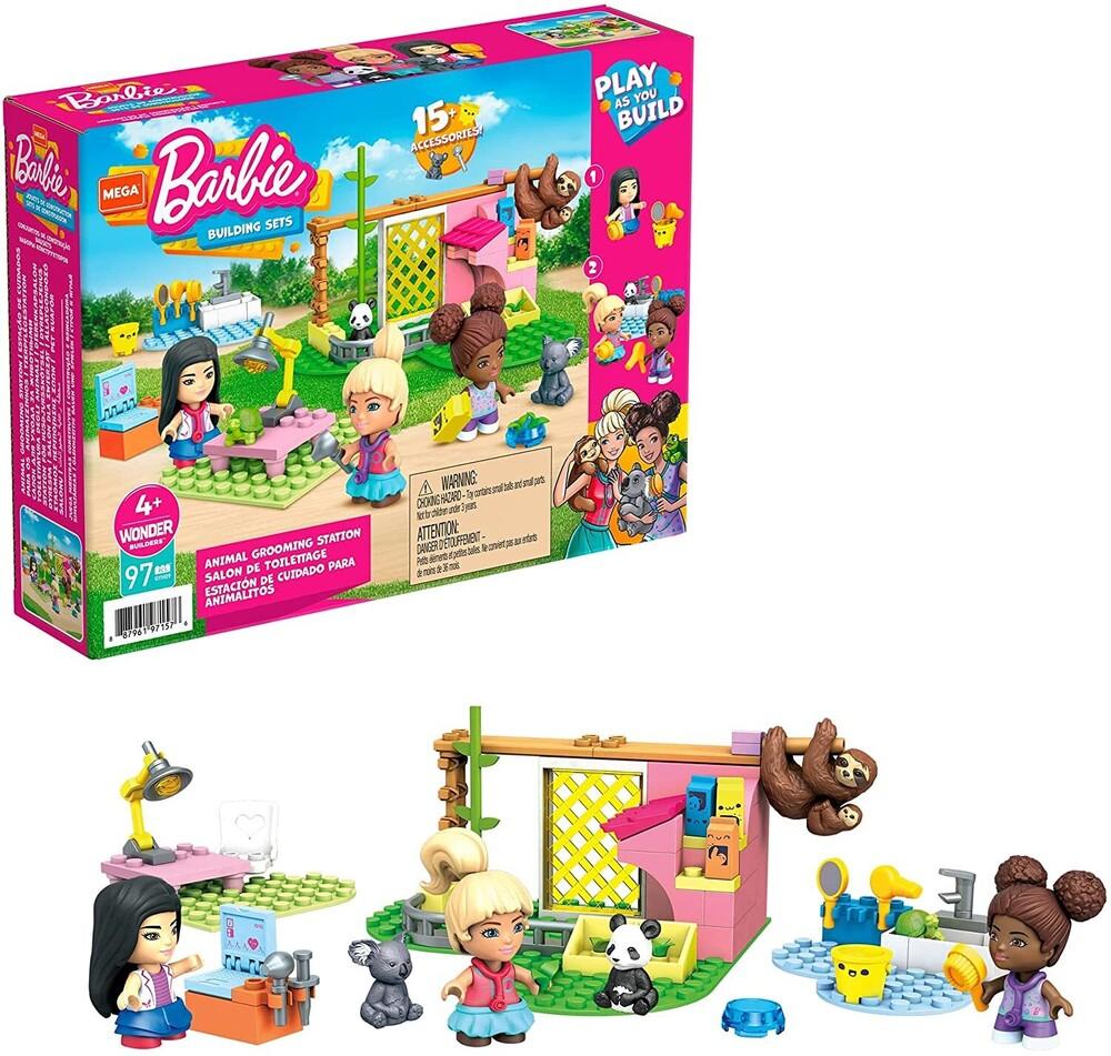 Mega Brands Barbie - MEGA Brands - Barbie Animal Rescue