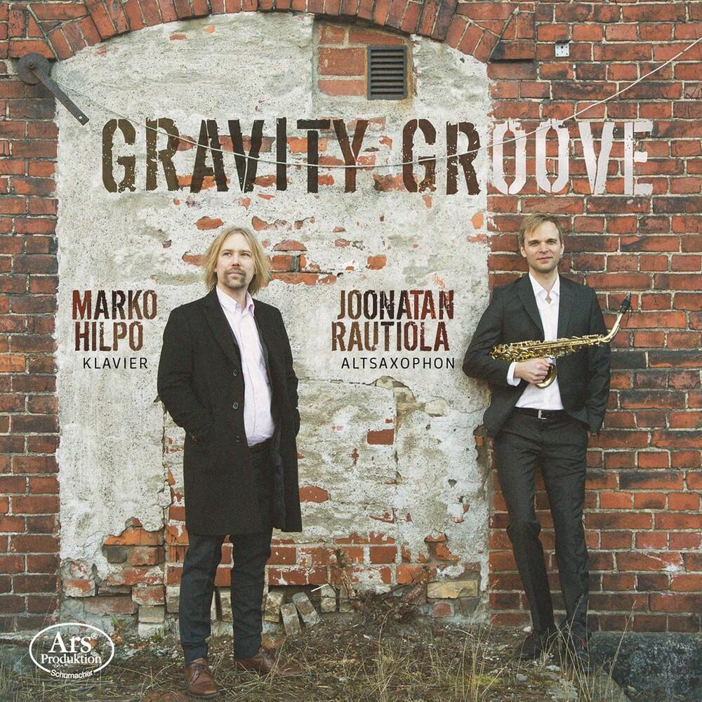Debussy / Rautiola / Hilpo - Gravity Groove