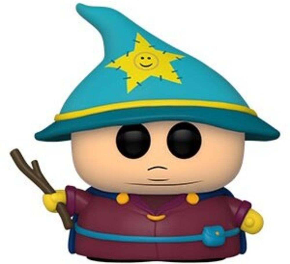 - South Park - Stickoftruth - Grand Wizard Cartman