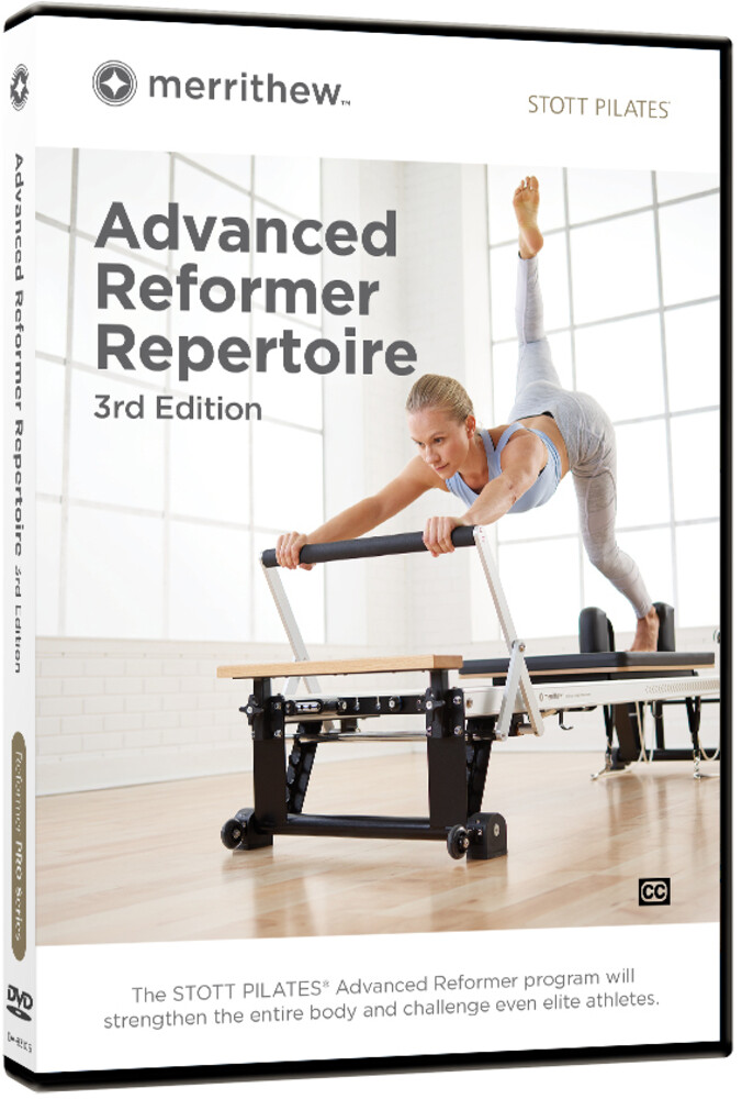 - Stott Pilates Advanced Reformer Rep 3rd Ed
