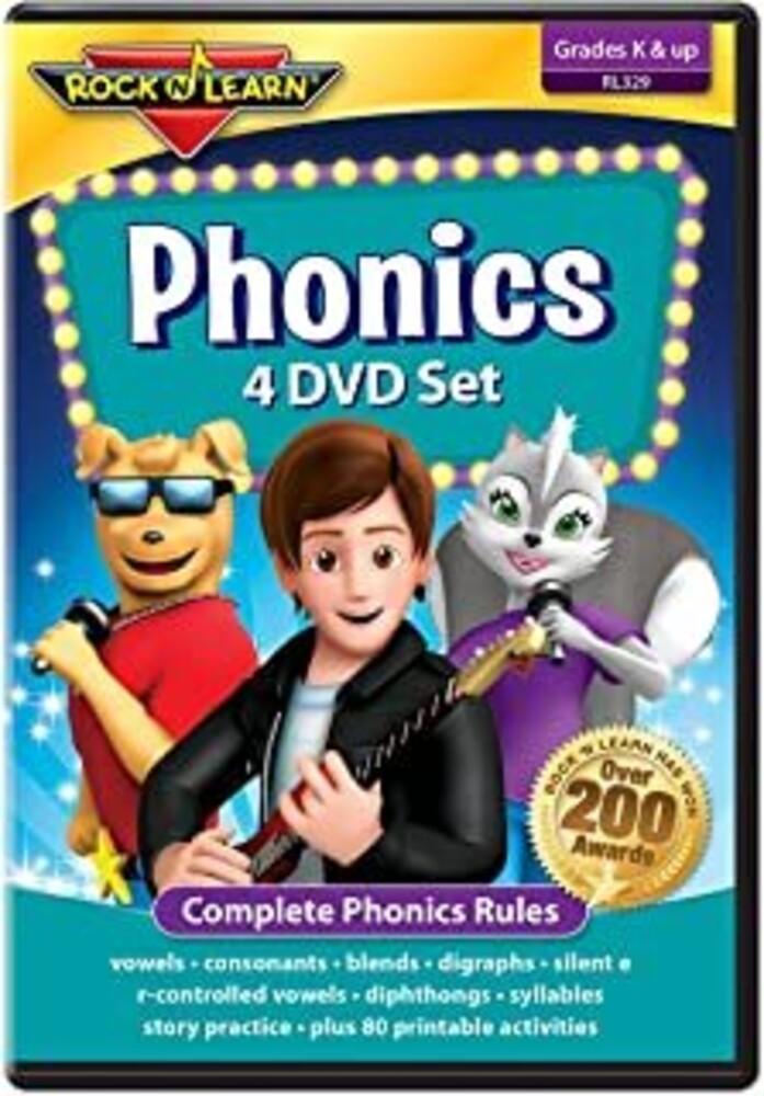 - Phonics (4pc) / (4pk)