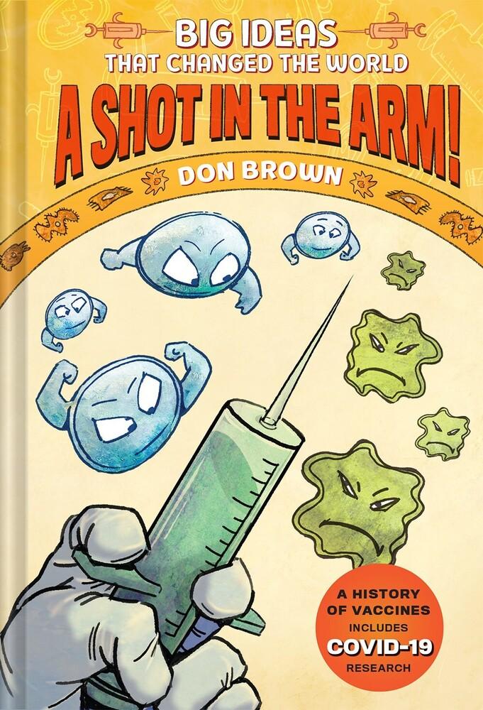 Don Brown - Shot In The Arm (Gnov) (Hcvr)