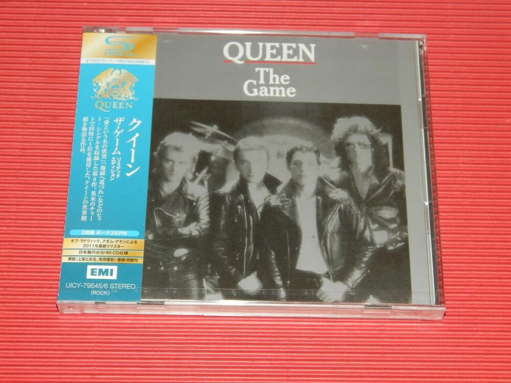 Queen - Game [Deluxe] [Remastered] [Reissue] (Shm) (Jpn)