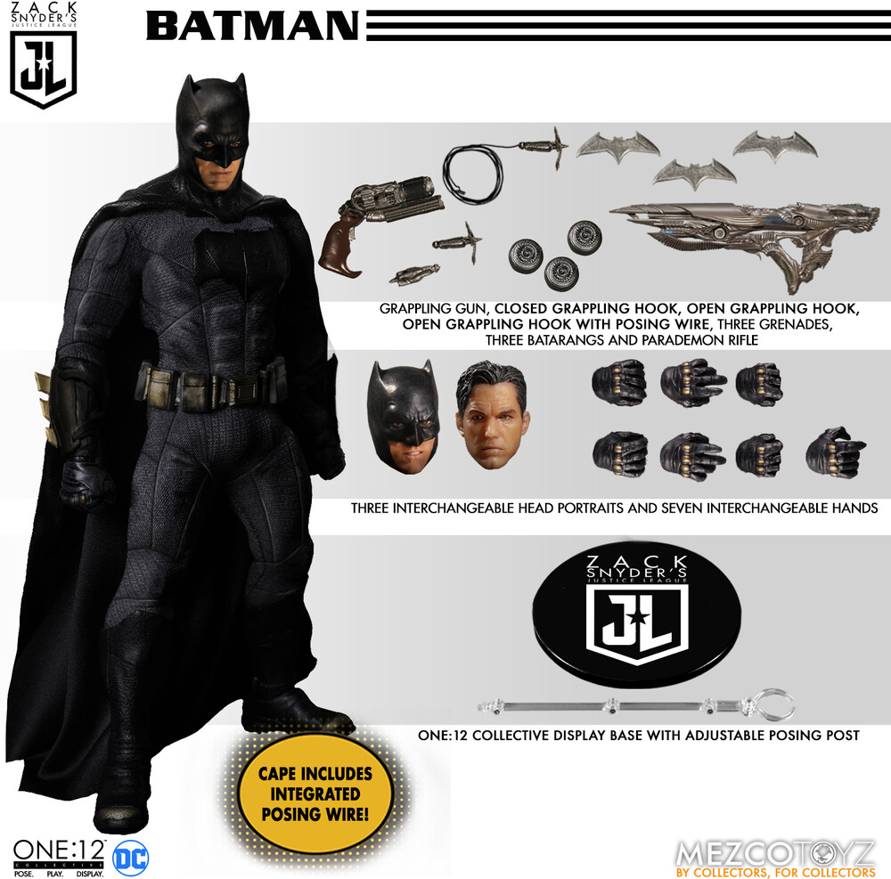 - Zach Snyders Justice League Deluxe Steel Boxed Set
