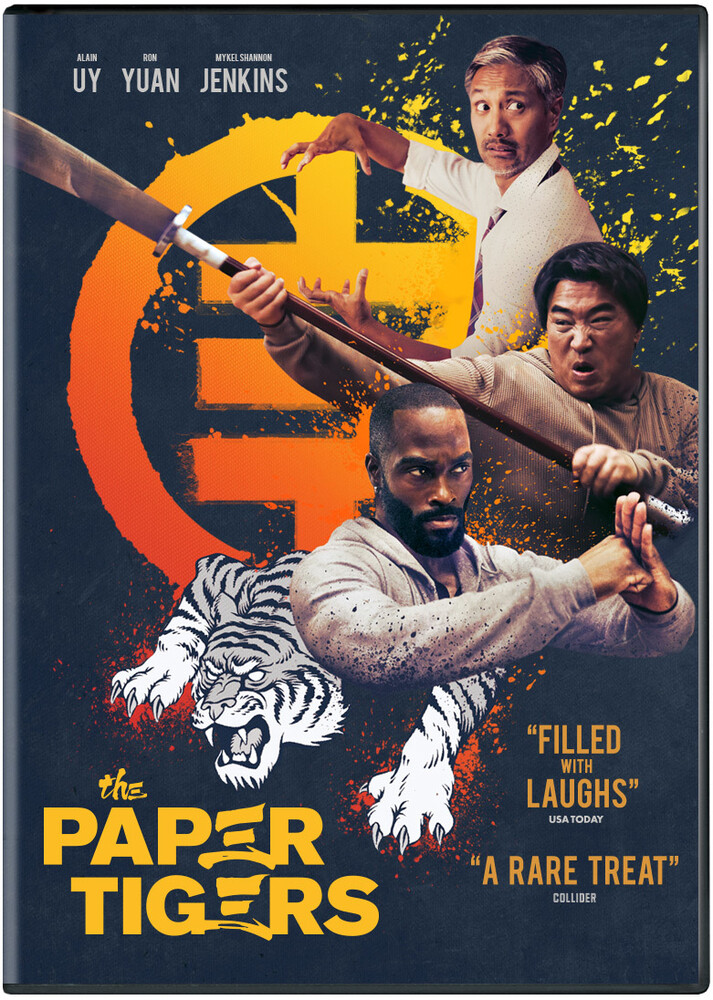 - Paper Tigers