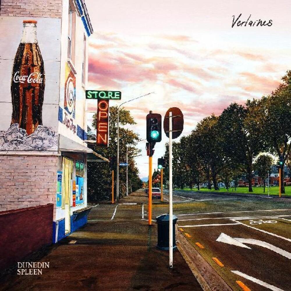 Verlaines - Dunedin Spleen [Digipak]