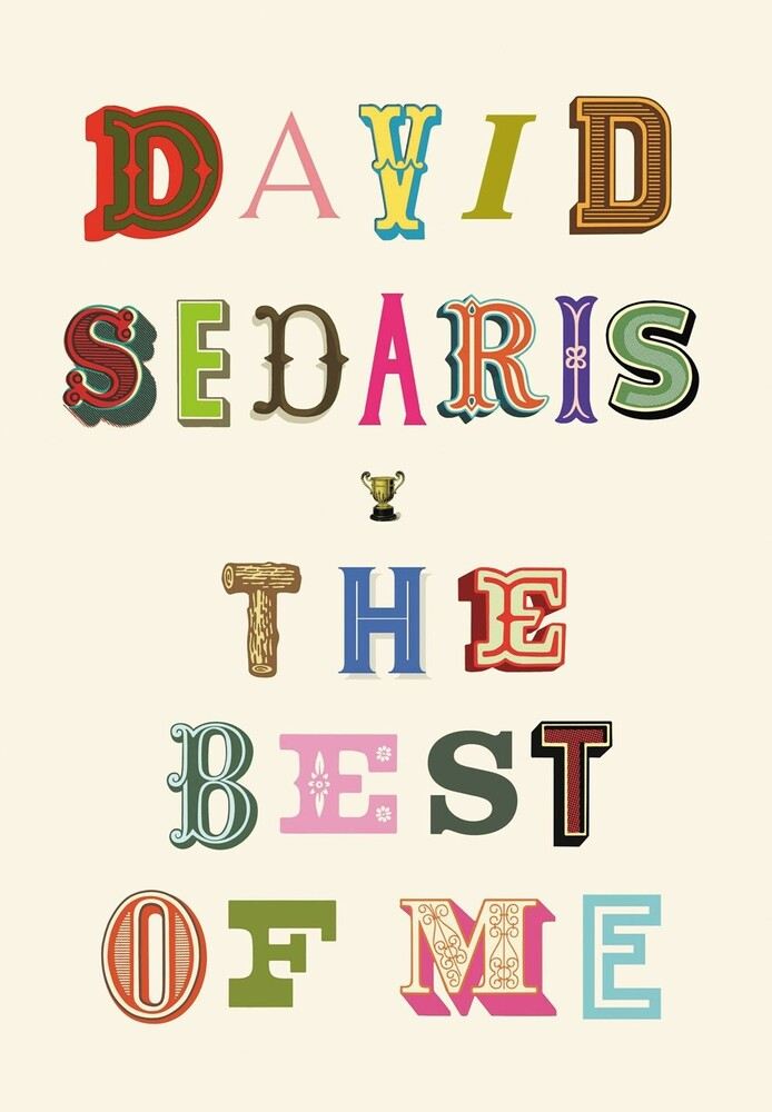 David Sedaris - Best Of Me (Ppbk)