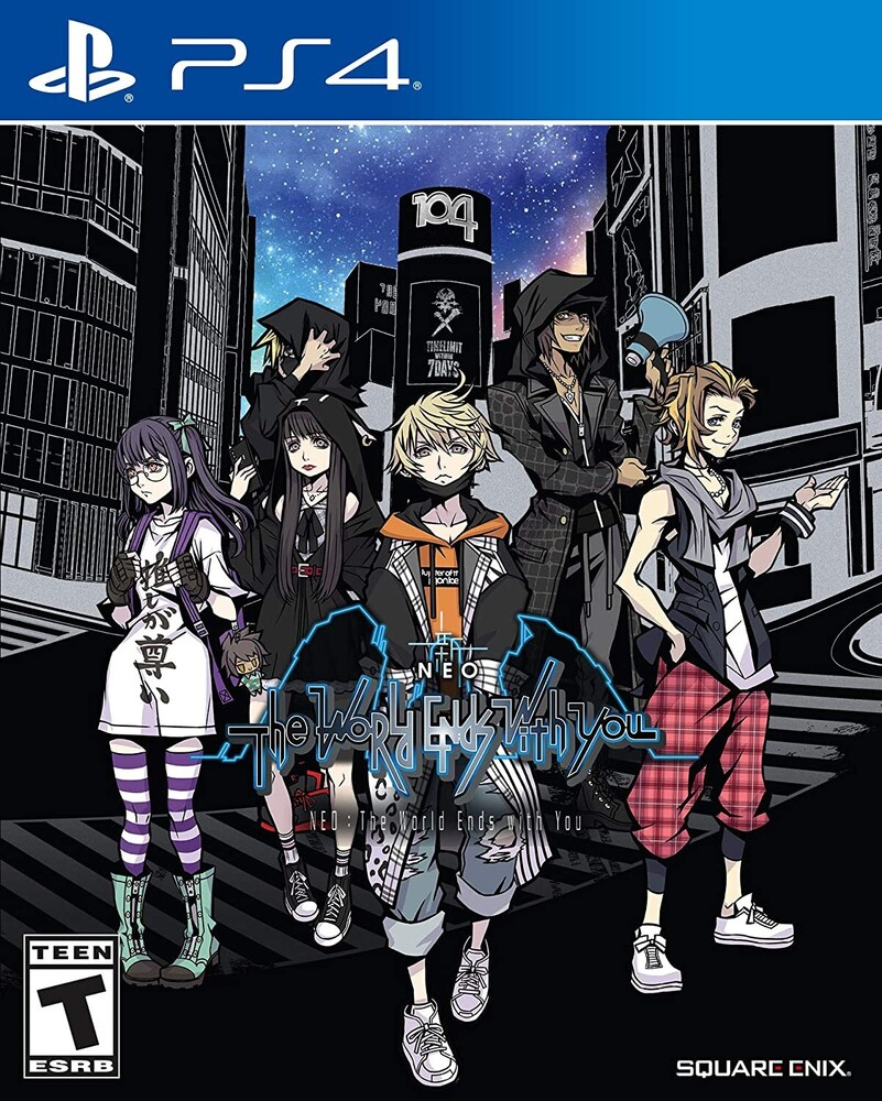 Ps4 Neo: The World Ends with You - NEO: The World Ends With You for PlayStation 4