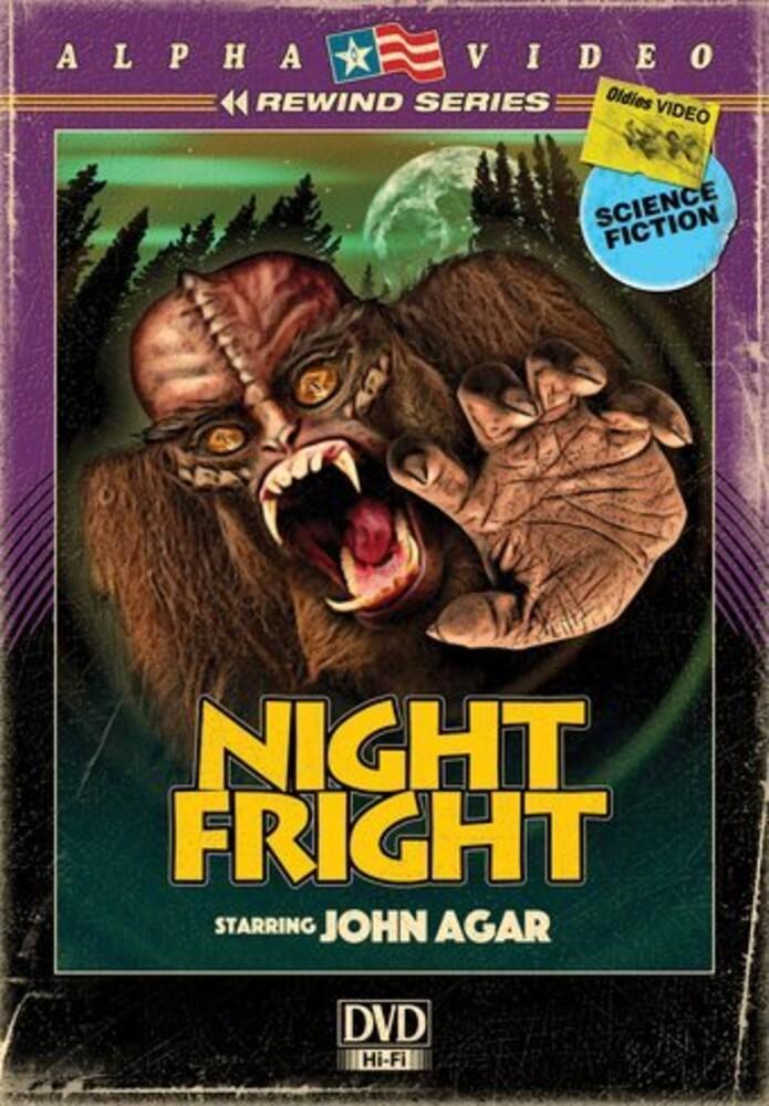 - Night Fright / (Mod Pcrd)