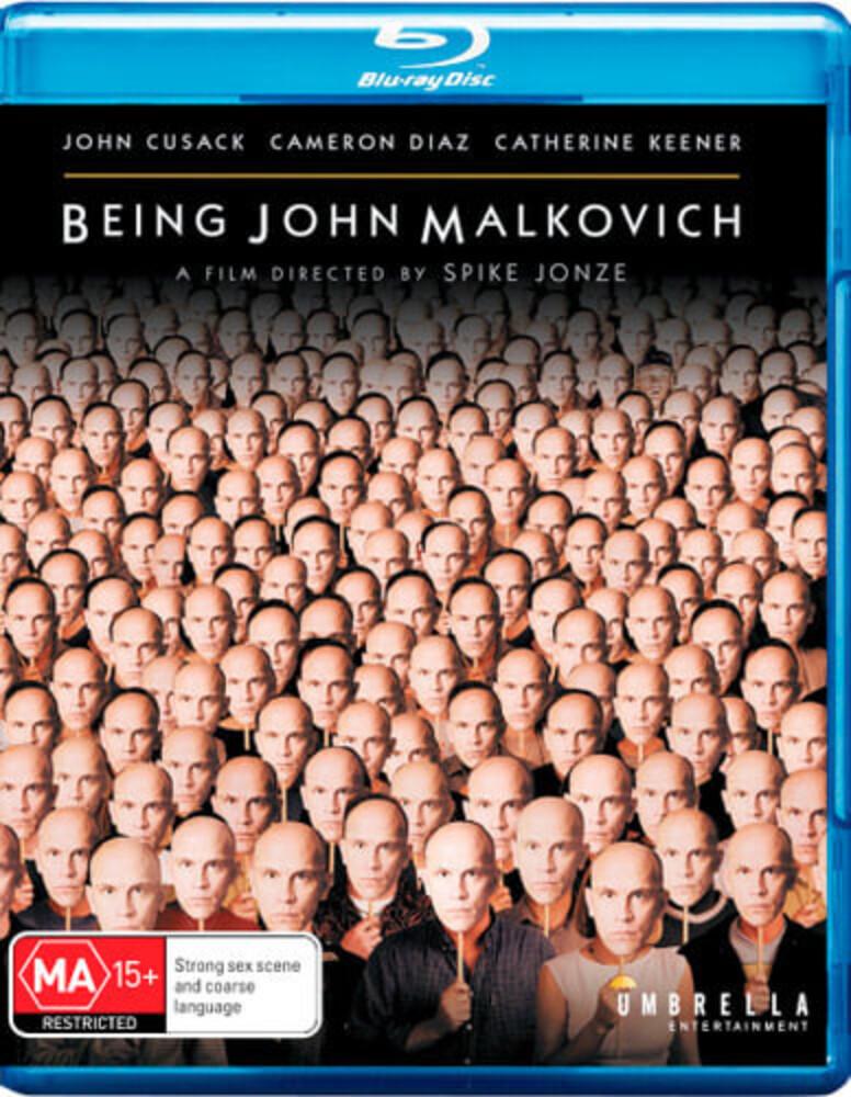 BEING JOHN MALKOVICH - Being John Malkovich [All-Region/1080p]