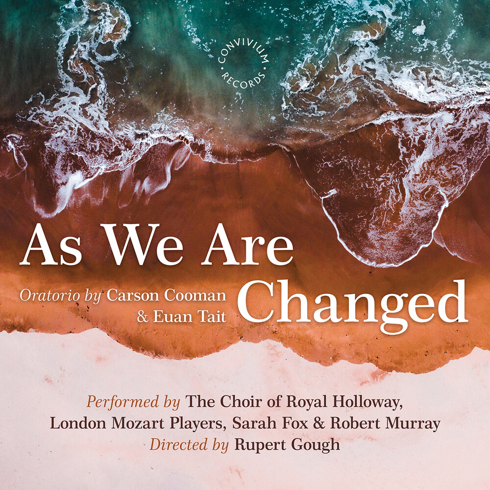 Cooman / Fox / Gough - As We Are Changed