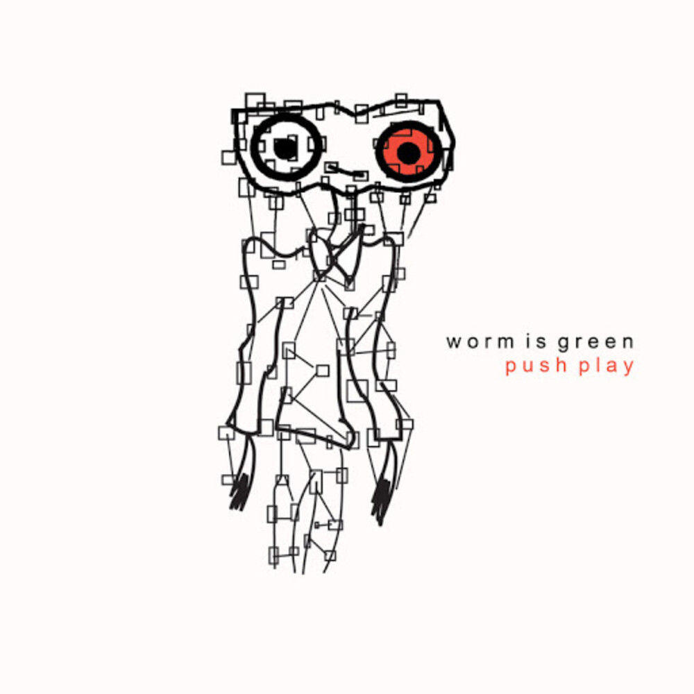 Worm Is Green - Push Play [Limited Edition] [180 Gram] (Wht)