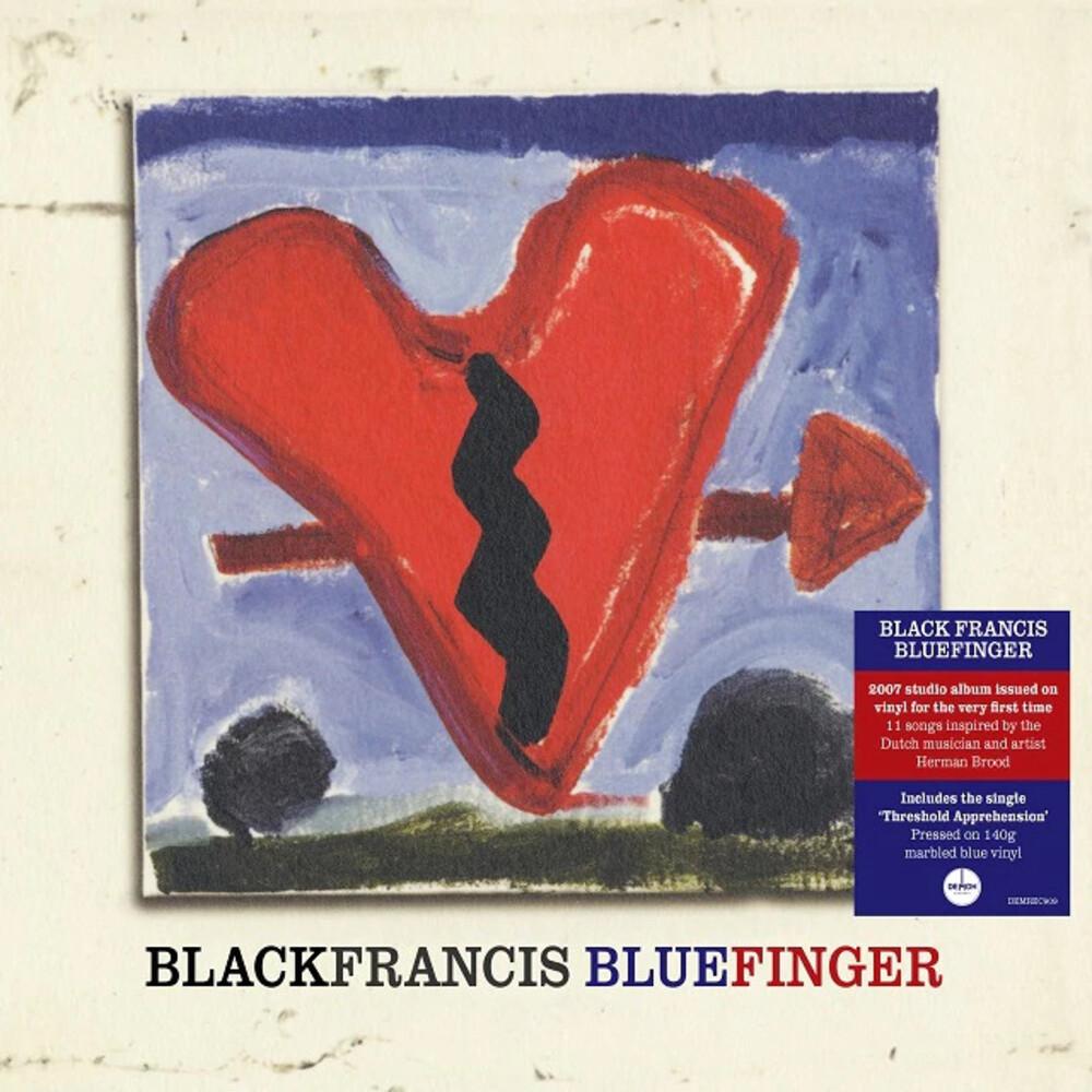Black Francis - Bluefinger (Blue) (Ofgv) (Uk)