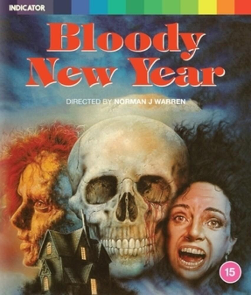 Daniel James - Bloody New Year / (Uk)