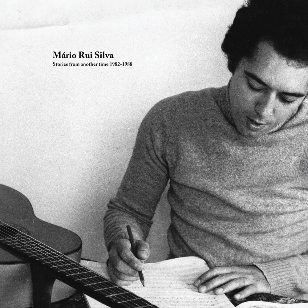 Mario Silva  Rui - Stories From Another Time 1982-1988 (Uk)