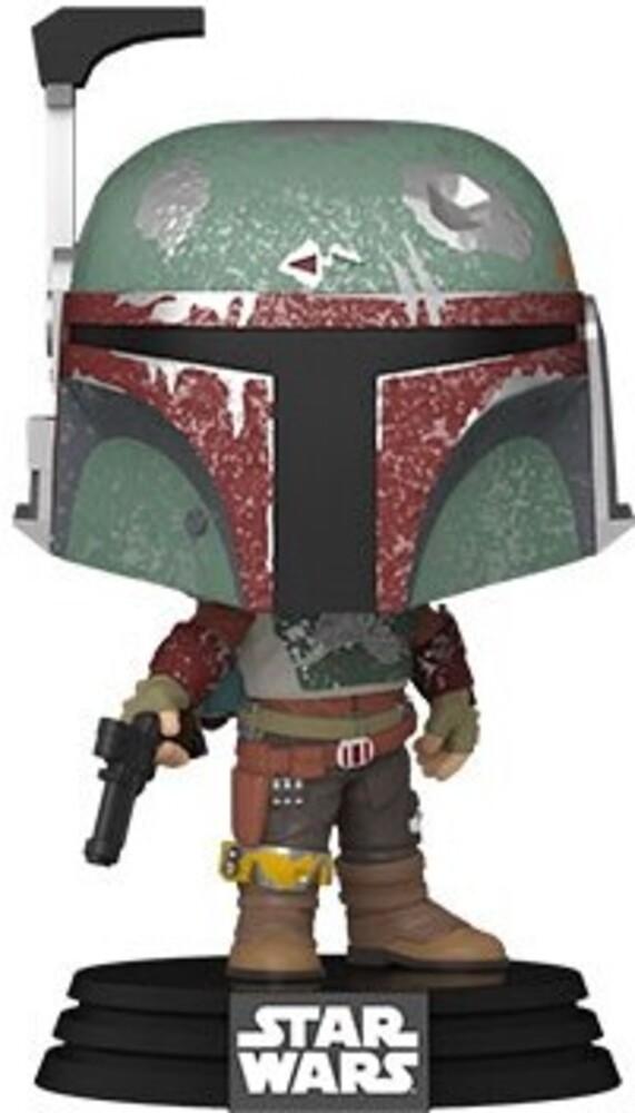 Funko Pop! Star Wars: - Mandalorian- Marshal (Vfig)