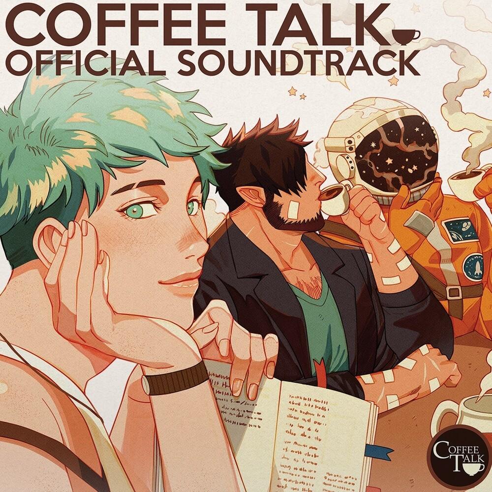Andrew Jeremy - Coffee Talk / O.S.T.