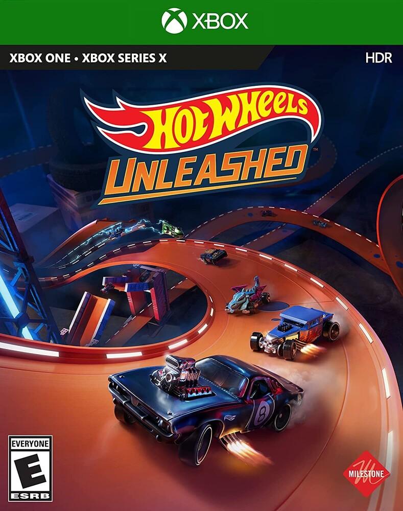 Xb1/Xbx Hot Wheels Unleashed - Xb1/Xbx Hot Wheels Unleashed