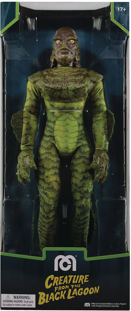 - Mego Horror Creature From The Black Lagoon 14in Af