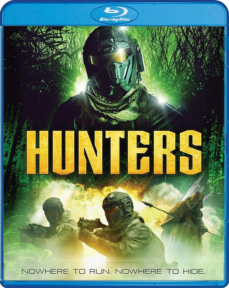 Hunters - Hunters