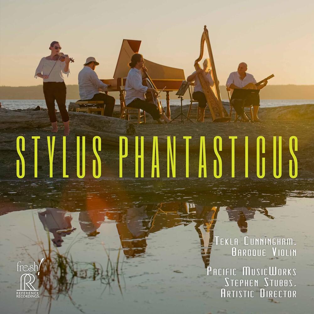 Albertini / Cunningham - Stylus Phantasticus
