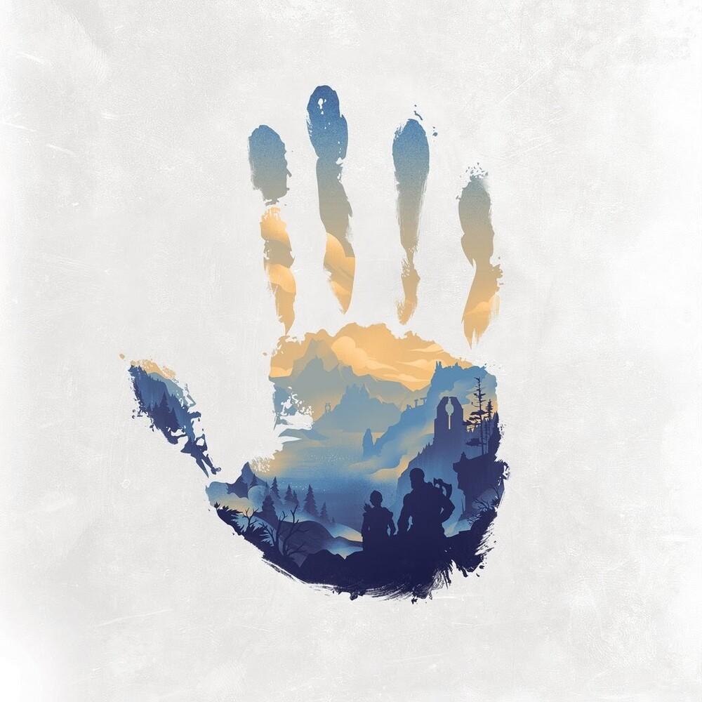 Bear Mccreary  (Blue) (Colv) (Gol) (Uk) - God Of War / O.S.T. (Blue) [Colored Vinyl] (Gol) (Uk)