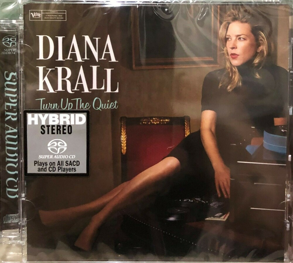 Diana Krall - Turn Up The Quiet (Hybr)