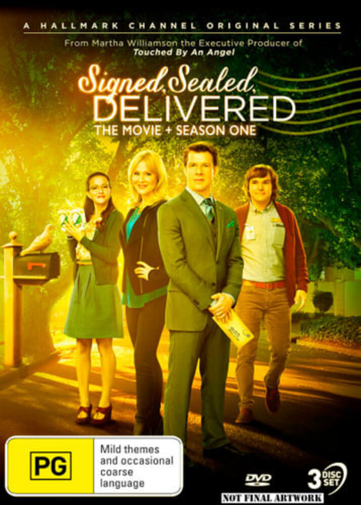 Signed Sealed & Delivered: The Movie & Season One - Signed Sealed & Delivered: The Movie & Season One