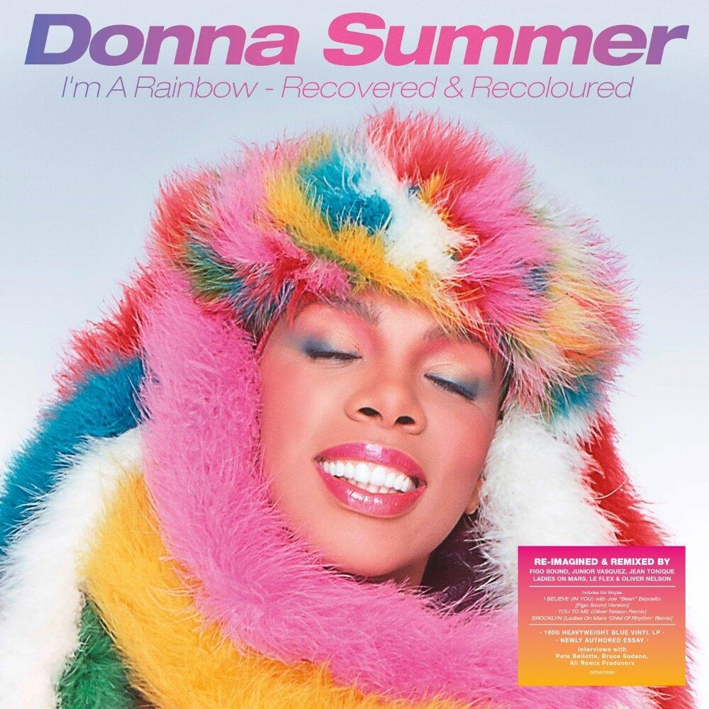 Donna Summer - I'm A Rainbow: Recovered & Recoloured (Blue) [Limited Edition]