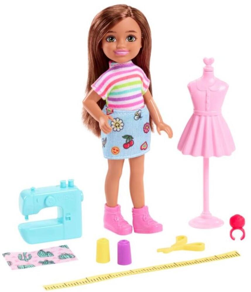 Barbie - Barbie Family Chelsea Career Fashion Designer
