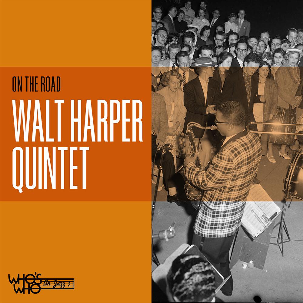Walt Harper  Quintet - On The Road (Mod)