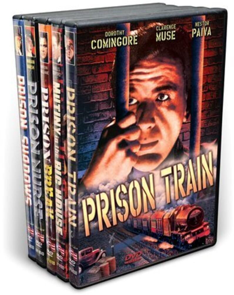 Slammer Cinema: Prison Movies of the 1930s - Slammer Cinema: Prison Movies Of The 1930s