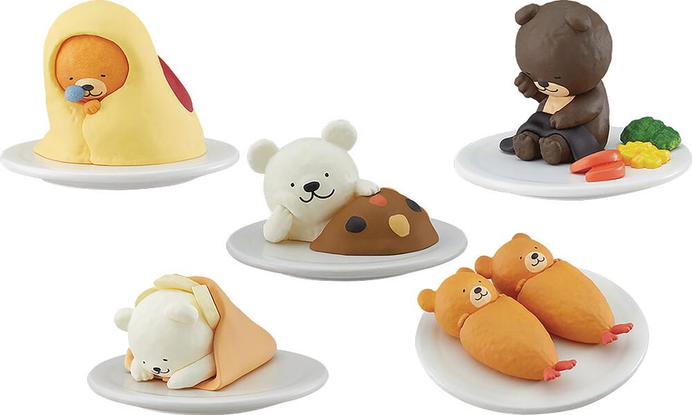 Good Smile Company - Oyasumi Restaurant Coll Mascots Fig 6pc Bmb Ds