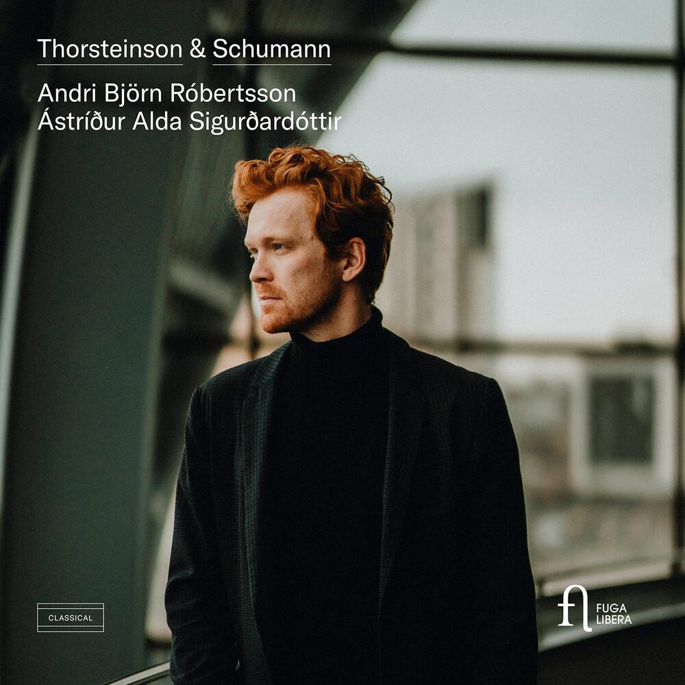 Schumann / Robertson / Sigurdardottir - Vocal Works